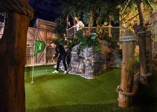 Jungle course from City Golf Europe