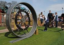 Large loop obstacle from City Golf Europe